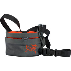 Arc'teryx Aperture Chalk Bag small pilot/flare